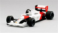 TrueScale Miniatures McLaren MP4/6 - 1st 1991 Japanese Grand Prix - #2 G. Berger 1:43