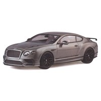 TopSpeed Bentley Continental Supersports - Quartzite Grey 1:18