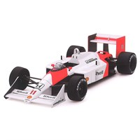 TrueScale Miniatures McLaren MP4/4 - 1988 Japanese Grand Prix - #11 1:18