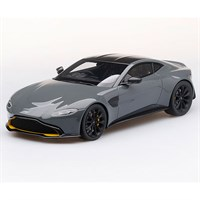 TopSpeed Aston Martin Vantage - China Grey 1:18