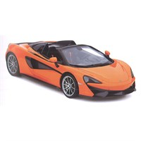 TopSpeed McLaren 570S Spider - Ventura Orange 1:18