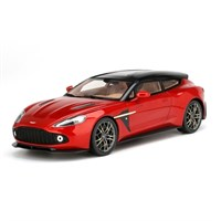 TopSpeed Aston Martin Vanquish Zagato Shooting Brake - Lava Red 1:18