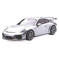 TopSpeed Porsche 911 GT3 Club Sport Package - Racing Yellow 1:18