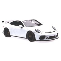 TopSpeed Porsche 911 GT3 Club Sport Package - White 1:18