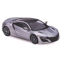 TrueScale Miniatures Acura NSX - Silver 1:43