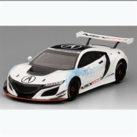 TrueScale Miniatures Acura NSX GT3 - 2016 New York Auto Show - 1:43