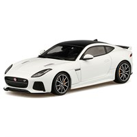 TrueScale Miniatures Jaguar F-Type SVR AWD - White 1:43