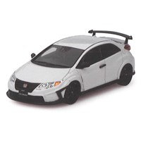 TrueScale Miniatures Honda Civic Type R MUGEN - White 1:43