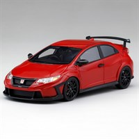 Honda Civic Type R MUGEN 2016 - Milano Red 1:43