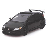 TrueScale Miniatures Honda Civic Type R MUGEN - Black 1:43