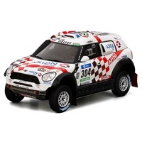 TrueScale Miniatures Mini All4 Racing - 2016 Dakar Rally - #304 1:43