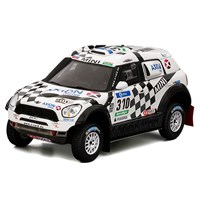 TrueScale Miniatures Mini All4 Racing - 2016 Dakar Rally - #310 1:43