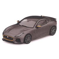 TrueScale Miniatures Jaguar F-Type SVR Bespoke Edition - Ammonite Grey 1:43