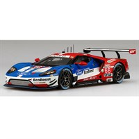 TrueScale Miniatures Ford GT - 1st 2017 Daytona 24 Hours - #66 1:43