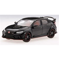 TrueScale Miniatures Honda Civic Type R - Crystal Black Pearl 1:43