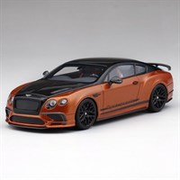 Bentley SuperSport 2017 - Orange Over Red Flame 1:43
