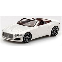 TrueScale Miniatures Bentley EXP 12 Speed 6e - White 1:43