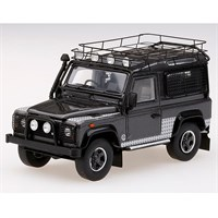 TrueScale Miniatures Land Rover Defender 90 Tomb Raider Edition 1:43