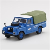 TrueScale Miniatures Land Rover Series II 1960 - Bluebird Support Vehicle 1:43