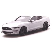 Ford Mustang 2018 - Oxford White 1:43