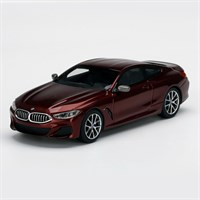 TrueScale Miniatures BMW M850i - Aventurine Red Metallic 1:43