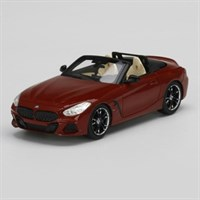TrueScale Miniatures BMW Z4 2019 - San Francisco Red Metallic 1:43