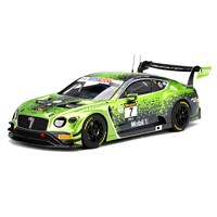 TrueScale Miniatures Bentley Continental GT3 - 1st 2020 Bathurst 12 Hours - #7 1:43