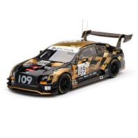 TrueScale Miniatures Bentley Continental GT3 - 2019 Spa 24 Hours - #109 1:43