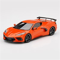 TrueScale Miniatures Chevrolet Corvette Stingray 2020 - Sebring Orange Tintcoat 1:43