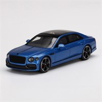TrueScale Miniatures Bentley Flying Spur - Neptune Blue 1:43