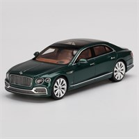 TrueScale Miniatures Bentley Flying Spur - Verdant Green 1:43