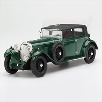 TrueScale Miniatures Bentley 8 Litre 1930 - Green 1:18