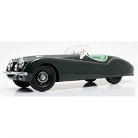 12 Art Jaguar XK120 OTS - Green 1:12
