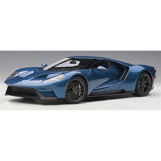 AUTOart Ford GT 2017 - Liquid Blue 1:18
