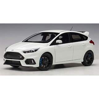 AUTOart Ford Focus RS 2016 - Frozen White 1:18
