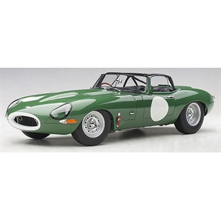AUTOart Jaguar E-Type Lightweight 2015 - Opalescent Dark Green 1:18