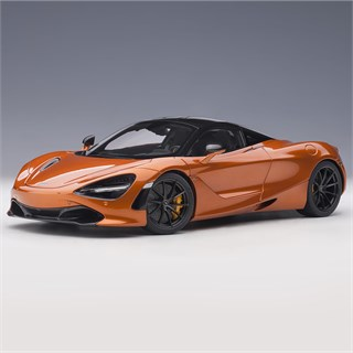 AUTOart McLaren 720S 2017 - Metallic Orange 1:18