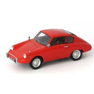 AutoCult Jamos GT - Red 1:43