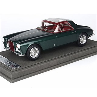 BBR Ferrari 375 AM 1955 - Gianni Agnelli Personal Car - Green 1:18