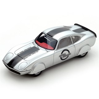 Bizarre Opel Electro GT - 1973 Electric Land Speed Record - 1:43