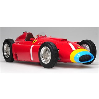 CMC Ferrari D50 Long Nose - 1st 1956 German Grand Prix - #1 J. Fangio 1:18