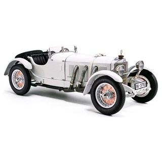 CMC Mercedes SSK 1930 - White 1:18