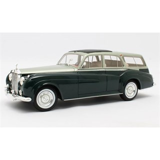 Cult Rolls-Royce Silver Cloud Estate By Harold Radford 1959 - Green 1:18