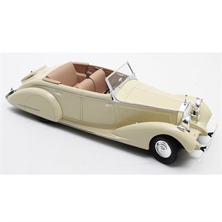 Cult Rolls-Royce 25-30 Gurney Nutting All Weather - White 1:18