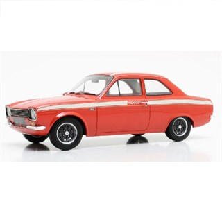Cult Ford Escort Mk. 1 Mexico 1973 - Red 1:18