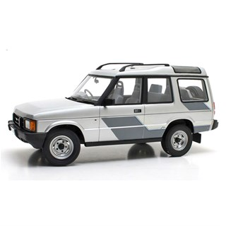 Cult Land Rover Discovery Mk.1 1989 - Silver 1:18