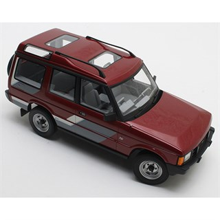 Cult Land Rover Discovery Mk.1 1989 - Red Metallic 1:18