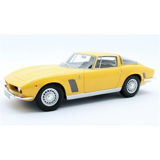 Cult Iso Grifo 1965 - Yellow 1:18