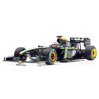 Spark Lotus T127 - European Grand Prix 2010 - #18 J. Trulli 1:43