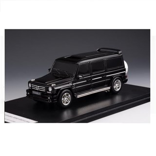 GLM Mercedes-Benz G 500 Long XXL  - Black 1:43